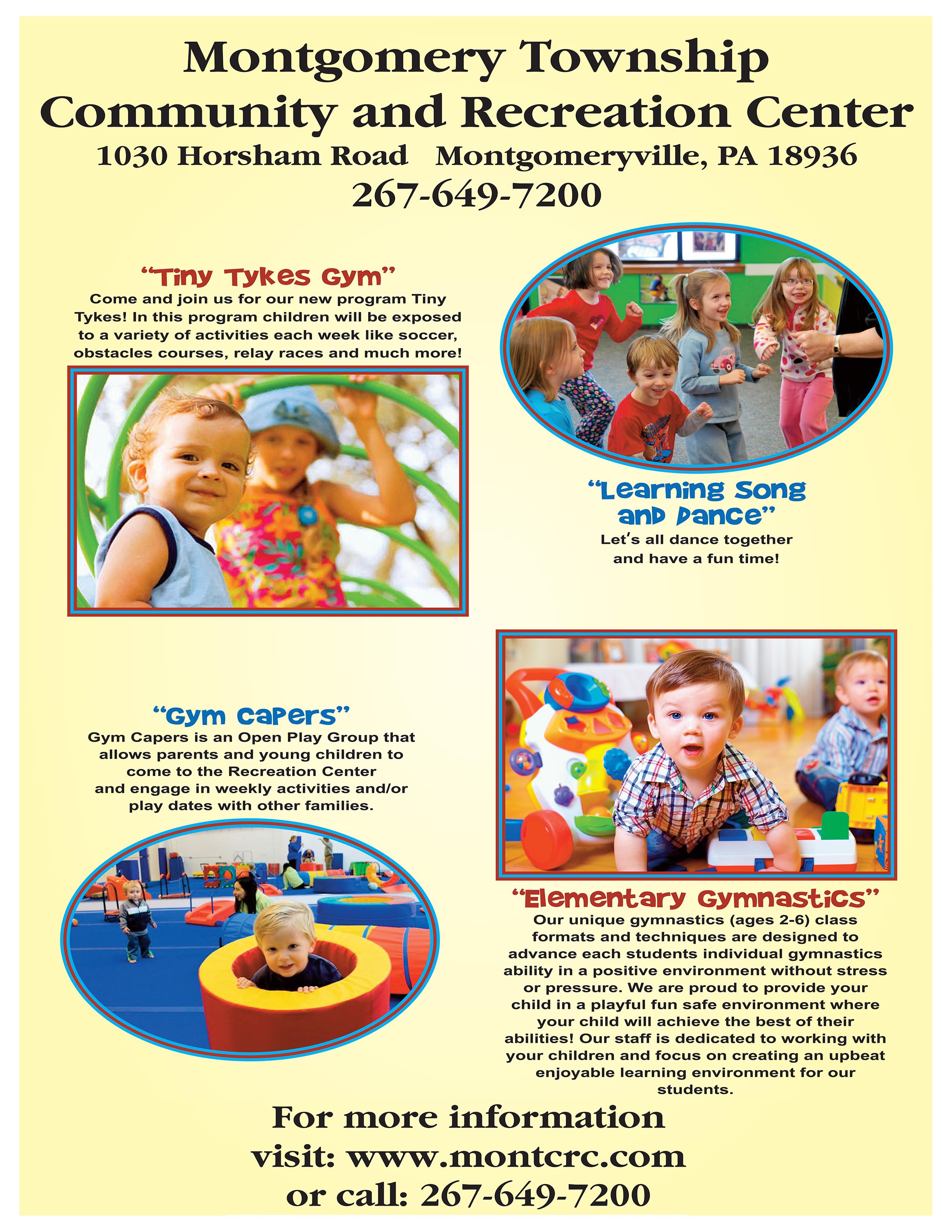 Toddler Programs