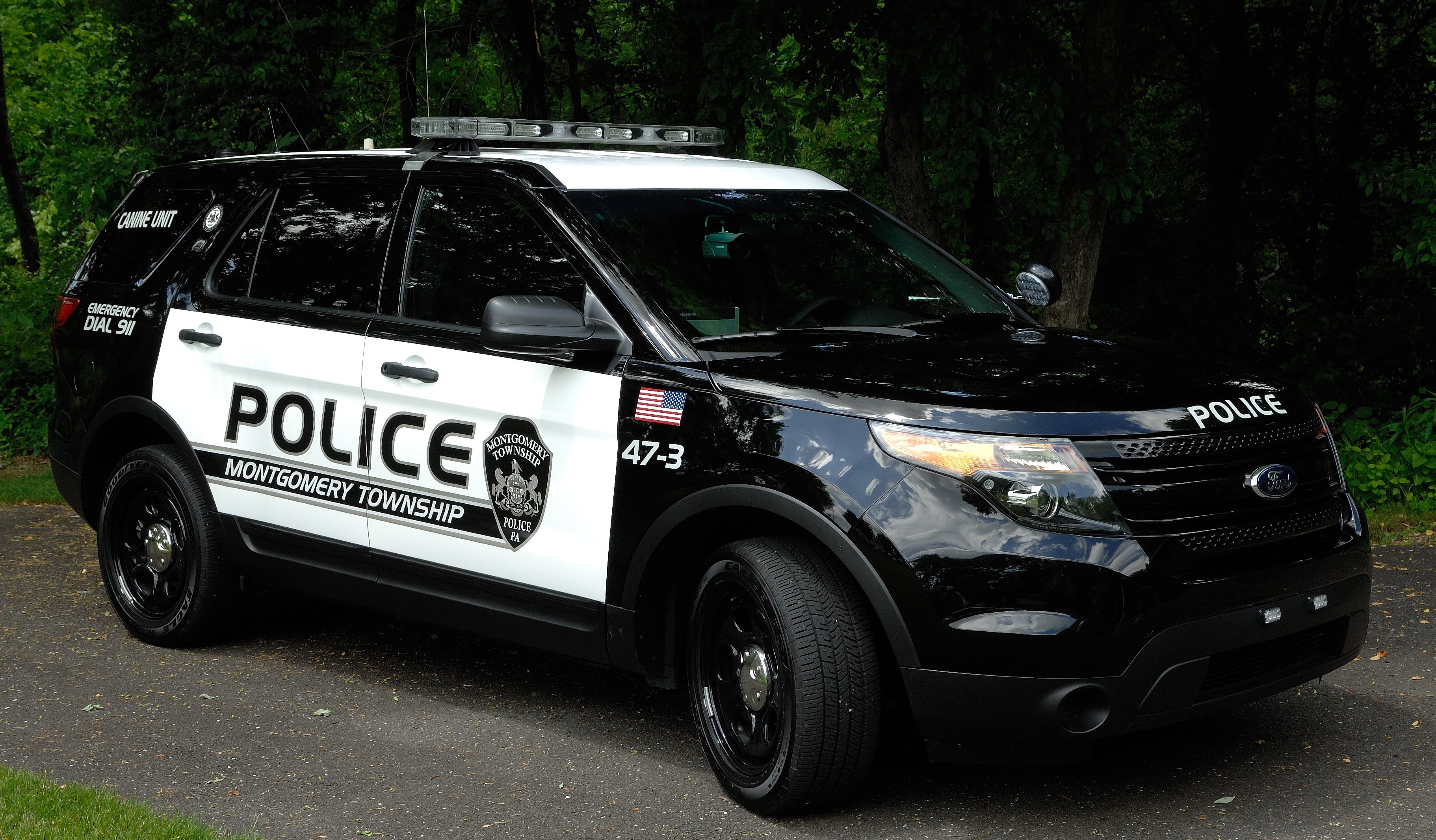 Montgomery Township Pennsylvania Police Department